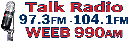 Talk 97.3FM - 990AM WEEB is your station for the best in Talk Radio Nation wide.